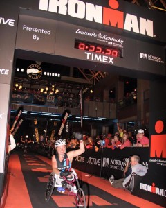 Yes, I AM AN IRONMAN (October 2015)