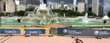 Paratriathlon World Championships; Chicago 2015